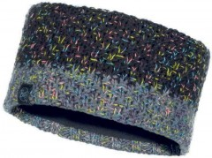 Шарф Buff KNITTED & POLAR HEADBAND JANNA BLACK (US:one size)