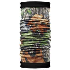 Бандана BUFF MOSSY OAK REVERSIBLE POLAR BUFF OBSESSION / BLACK